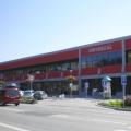 Predajňa Galanta - budova Univerzál